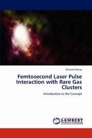 Femtosecond Laser Pulse Interaction with Rare Gas Clusters, Viskup Richard