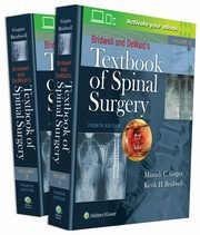 Bridwell and DeWald's Textbook of Spinal Surgery 4e, Bridwell Keith H., Gupta Munish
