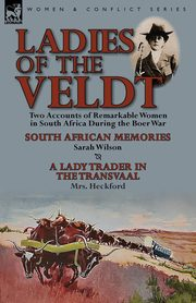 Ladies of the Veldt, Wilson Sarah