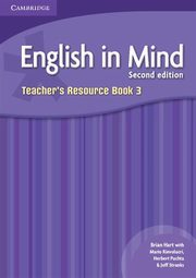 English in Mind 3 Teacher's Resource Book, Brian Hart , With Mario Rinvol