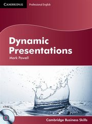 Dynamic Presentations Student's Book + 2CD, Powell Mark