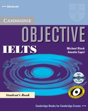 Objective IELTS Advanced Student's Book with CD-ROM, Black Michael, Capel Annette