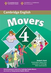 Cambridge English Movers 4 Student's Book,
