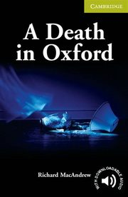 A Death in Oxford, MacAndrew Richard