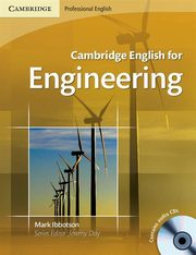 Cambridge English for Engineering Student's Book + CD, Ibbotson Mark