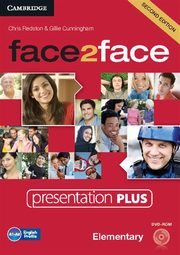 face2face Elementary Presentation Plus DVD, Redston Chris, Cunningham Gillie
