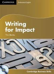 Writing for Impact Student's Book with Audio CD, Banks Tim