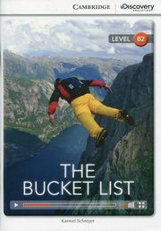 The Bucket List Upper Intermediate Book with Online Access, Schreyer Karmel