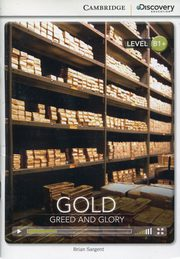 Gold Greed and Glory Intermediate Book with Online Access,