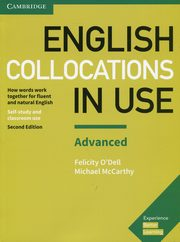 ksiazka tytuł: English Collocations in Use Advanced autor: