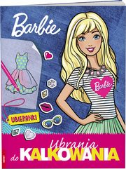 Barbie Ubrania do kalkowania,