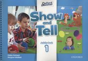 Oxford Show and Tell 1 Activity Book, Pritchard Gabby, Whitfield Margaret