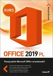 Office 2019 PL. Kurs, Witold Wrotek