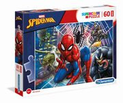 Puzzle 60 Maxi SuperColor Spider-Man,