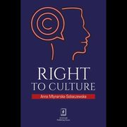 Right to Culture, Młynarska-Sobaczewska Anna