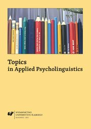 Topics in Applied Psycholinguistics - 06